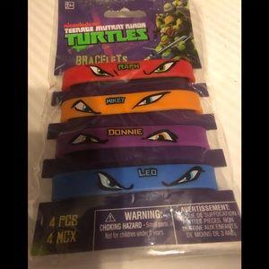 Teenage mutant ninja turtles bracelet